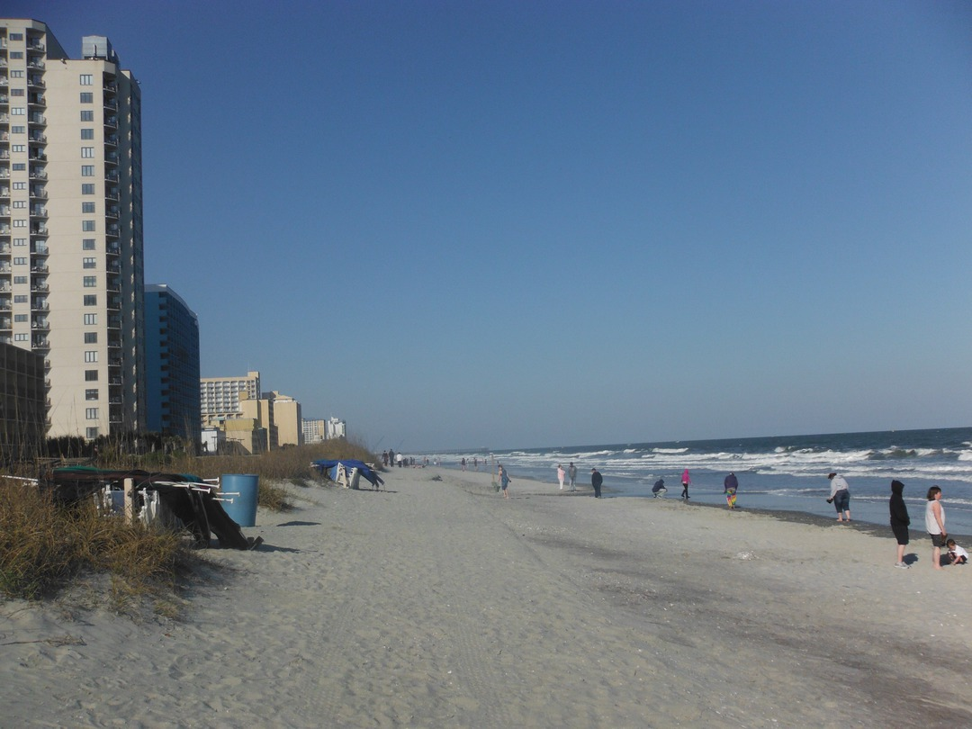 What Is The Temperature In Daytona Beach Florida In April